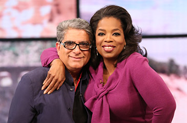 Deepak & Oprah