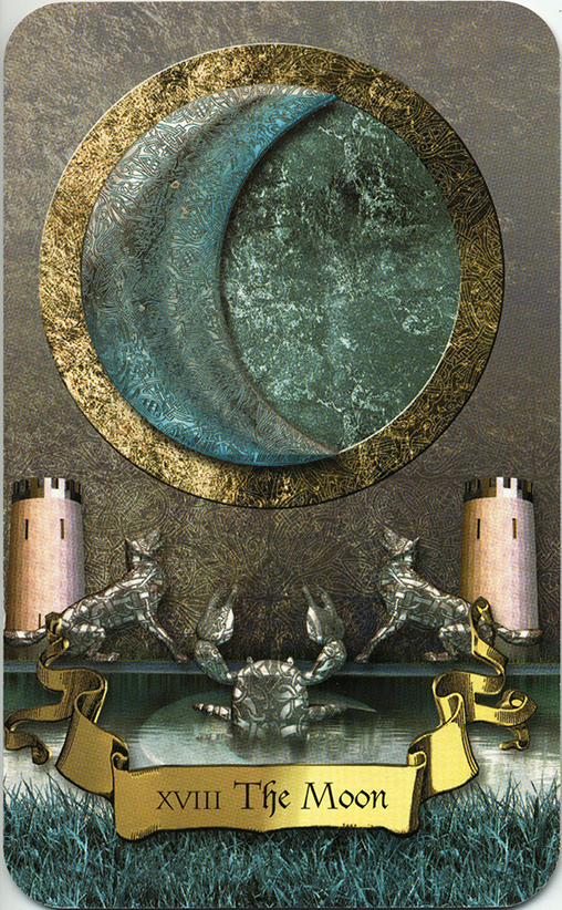 The Moon The Love Tarot